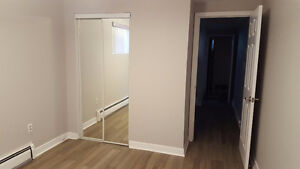 Renovated Bachelor $550/month INCLUDES HEATING & ELECTRICITY