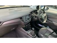 2018 Vauxhall CROSSLAND X 1.2 Elite Nav 5dr SUV Petrol Manual