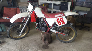 1985 yz 125 parts needed
