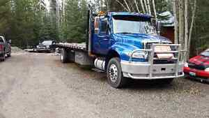 2007 international 4400 flatdeck $35000 plus gst firm