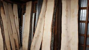 pin. érable,  cedre, méleze, bois construction et ebenisterie. Québec City Québec image 7