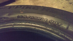 *Winter tires* Hankook 185/65R14 - great condition, 3yr warranty
