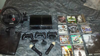 PS3 250gig Backwards Compatible Plays PS2 Games