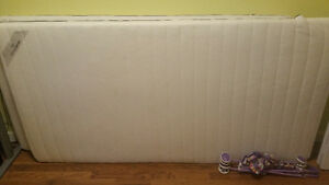 Two double bed IKEA foam Sultan Mattresses