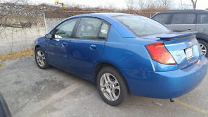 2004 Saturn ION As Is
