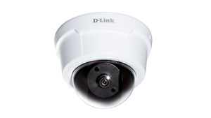D-LINK 2MP Indoor Dome Network POE Camera (DCS-6112) BNIB