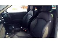 2013 Mini Cooper 1.6 S 3dr Manual Petrol Coupe