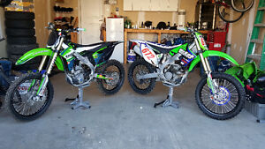 2013 kawasaki kxf250  for sale
