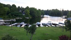 Vacation Cottage's and boat rentals & Dock space available