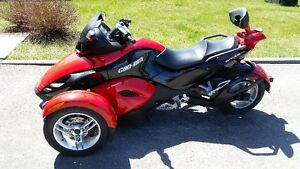 Awesome SE5 Can Am Spyder