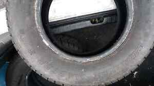 4 Cooper  winter tires less than 1000km of use Kitchener / Waterloo Kitchener Area image 3