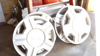 """4-15"""" FORD HUBCAPS"""