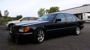 Mercedes Benz S500L W140 Brabus Package