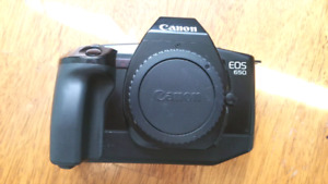 Canon EOS 650 film camera body