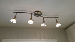 Halogen Ceiling Lights - 4 Sets