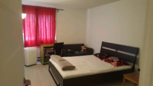 Furnished apartment near Guy-Concordia Metro