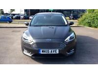2015 Ford Focus 2.0 TDCi Titanium X Powershift Automatic Diesel Hatchback
