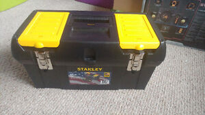Stanley Toolbox with Tray