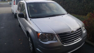 2007 Chrysler Town & Country Fourgonnette, fourgon