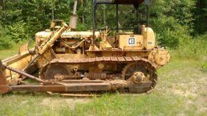 1969 Cat D4 Bulldozer
