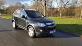 Vauxhall/Opel Antara 2.2CDTi ( 163PS ) ( AWD ) Exclusive, HEATED HALF LEATHER