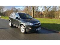 Vauxhall/Opel Antara 2.2CDTi ( 163PS ) ( AWD ) Exclusive, HEATED HALF LEATHER