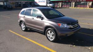 BEAUTIFUL 2011 Honda CRV EX-L Fully Loaded