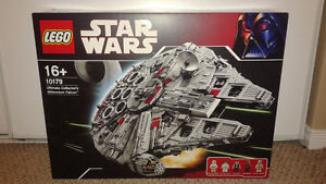 LEGO STAR WARS ULTIMATE COLLECTOR SERIES MILLENNIUM FALCON 10179