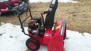 Snowblower - powersmart