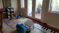 Affordable Daycare! Stoney Creek upper mountain!