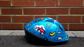Child's Bicycle Helmet