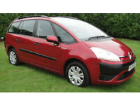 Citroen Grand C4 Picasso 1.8i 16v SX 7 SEAT CAR WITH FULL HISTORY AND A FULLMOT
