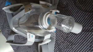 Bipap cpap masque. Taille S. Resmed