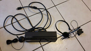 Xbox one kinect and a chat headset London Ontario image 1