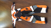 KTM dirt bike suit