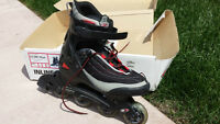 Firefly In-Line Skates – Size 9