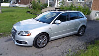 Audi A3 Quattro S-Line.Toit Panoramique Excellente condition !