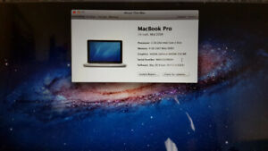 "MacBook Pro mid 2009 13"""