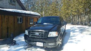 2004 Ford F150 FX4 5.4L