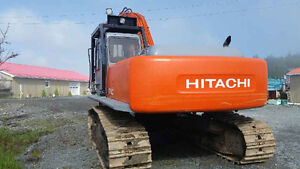 2000 hitachi 270 with thum