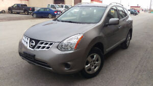 2011 Nissan Rogue AWD, 4 CYL, CERTIFIED, ACCIDENT FREE SUV