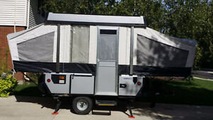 WANTED Light weight Tent trailer