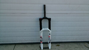 Marzocchi 66 RCV Bike Fork - DH FR 180mm travel 1 1/8th Steer Tu