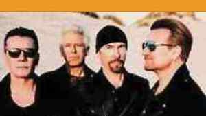 U2 Concert Tickets for Sale
