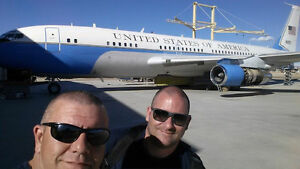 Scotty's Shine Shop - Detailers of Air Force One