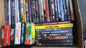 DVD's and  VHS Movies $1.00 each London Ontario image 1