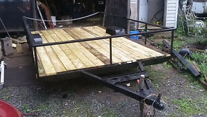 Trailers,trailer repair, wood haulers and general welding