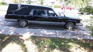 1992 Cadillac Brougham Hearse