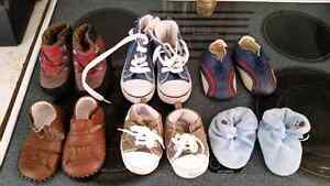 Baby clothes shoes ..... for all 45 $