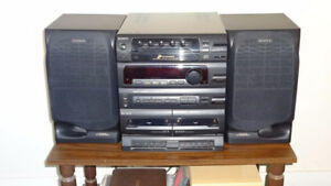 Sony Stereo - Double Cassette Deck